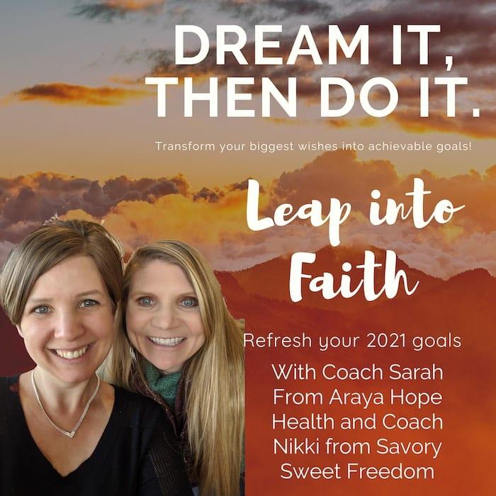 Leap Into Faith Coaching